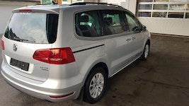 VW Sharan 2.0 TDI BlueMTA Highl. DSG 118'000 km 14'500 CHF - kaufen auf carforyou.ch - 3