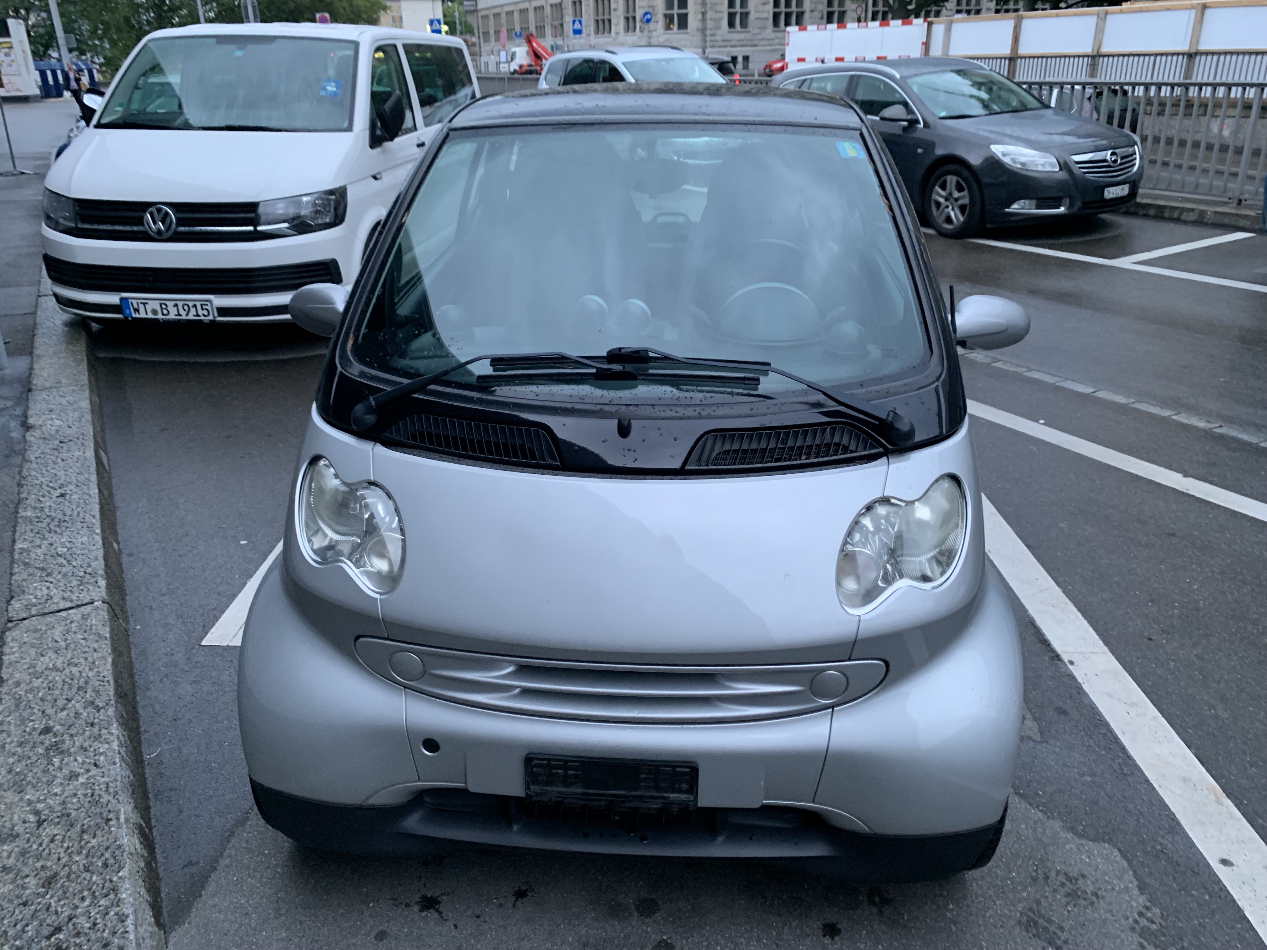 saloon Smart City/Fortwo Fortwo Coupé 700 75 Brabus