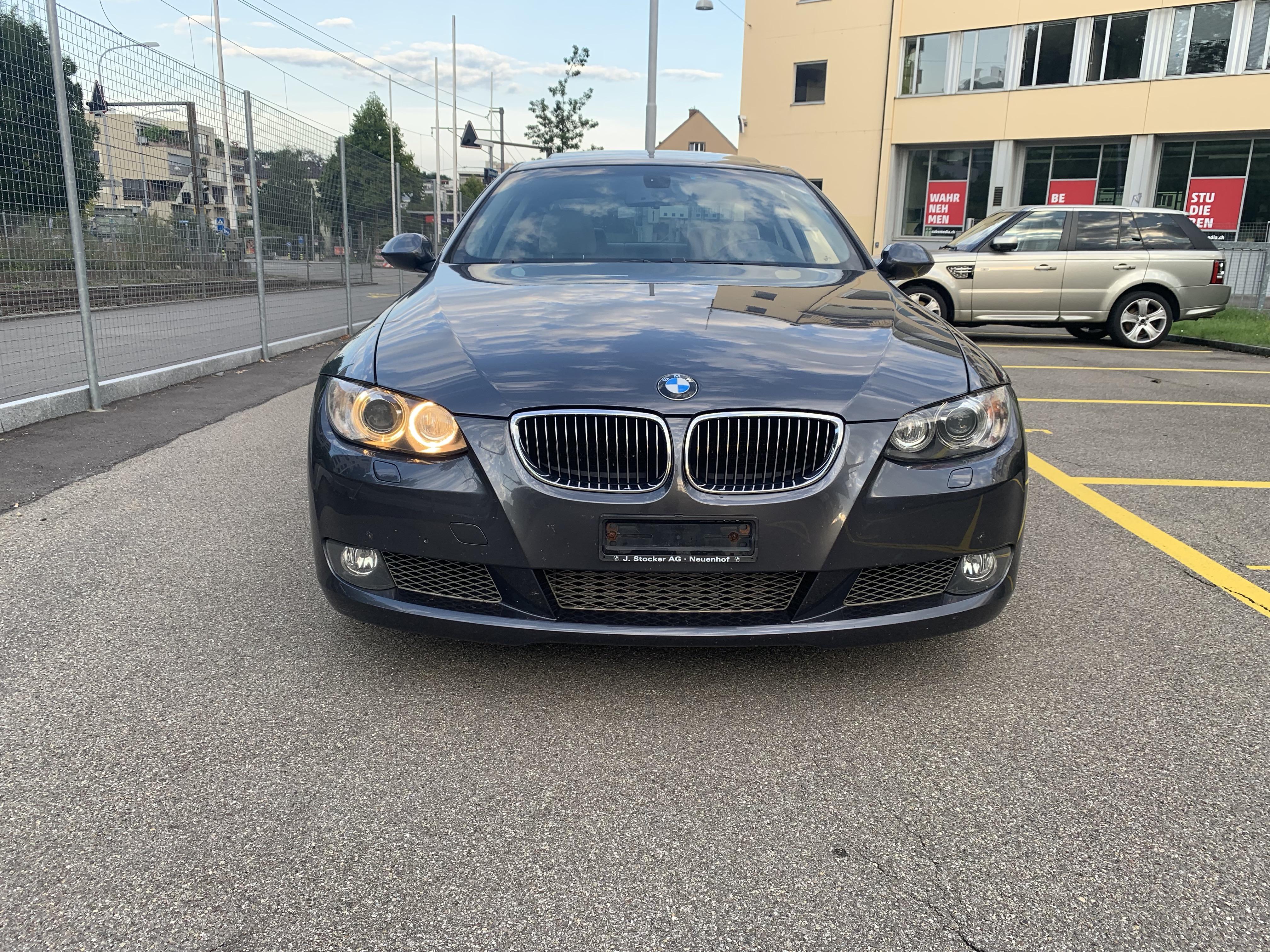 coupe BMW 3er 335i Coupé