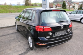 VW Golf Sportsvan Golf VII Sportsvan 1.2 TSI 110 Trendline 28'000 km 18'900 CHF - kaufen auf carforyou.ch - 2