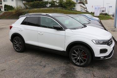 VW T-Roc 2.0 TDI SCR Sport DSG 4motion 18'000 km CHF38'500 - buy on carforyou.ch - 2