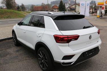 VW T-Roc 2.0 TDI SCR Sport DSG 4motion 18'000 km CHF38'500 - buy on carforyou.ch - 3