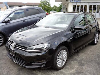 saloon VW Golf VII 1.2 TSI 105 Cup