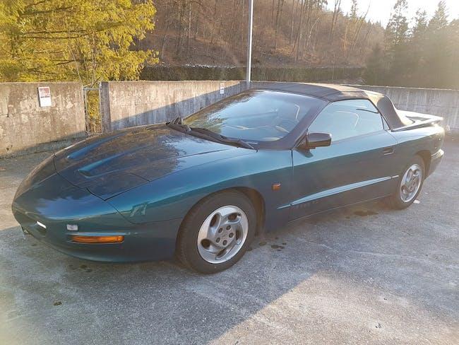 cabriolet Pontiac Firebird 3.4 V6