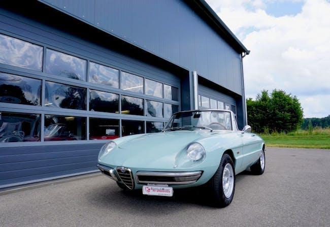cabriolet Alfa Romeo Spider Duetto
