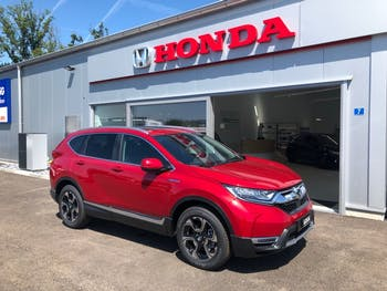 suv Honda CR-V 2.0i MMD Hybrid Executive 4WD Automatic
