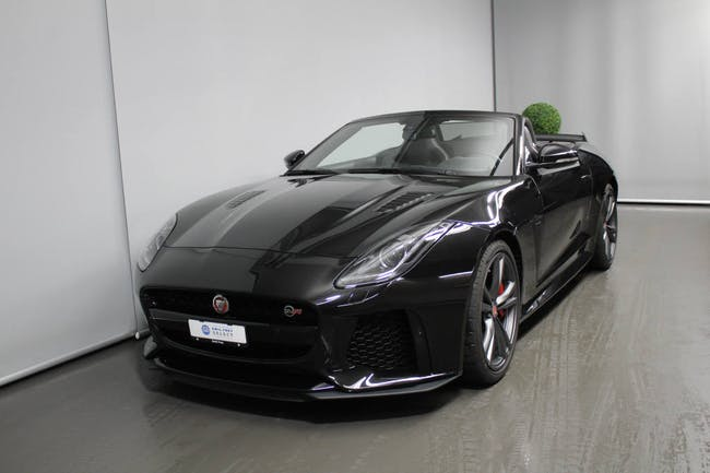 van Jaguar F-Type 5.0 V8 SVR AWD