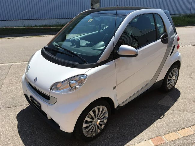 estate Smart Fortwo passion mhd softouch