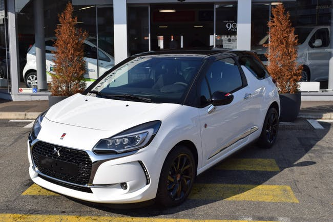 saloon DS Automobiles DS3 1.2 PureTech Performance Line