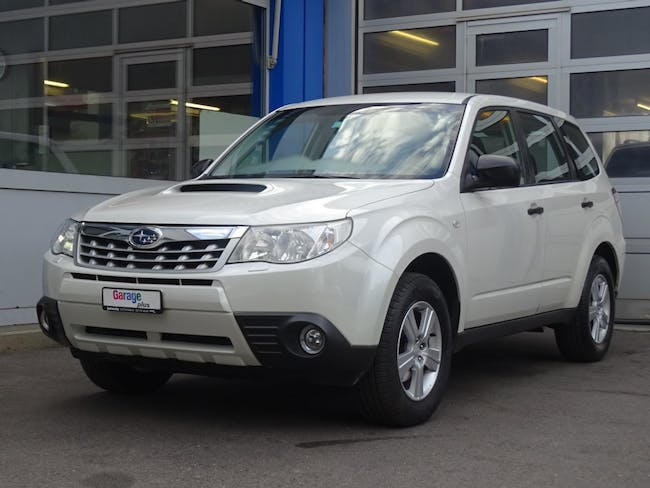 suv Subaru Forester 2.0D X Swiss Special