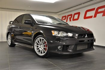saloon Mitsubishi Lancer Evo X Final Ed.
