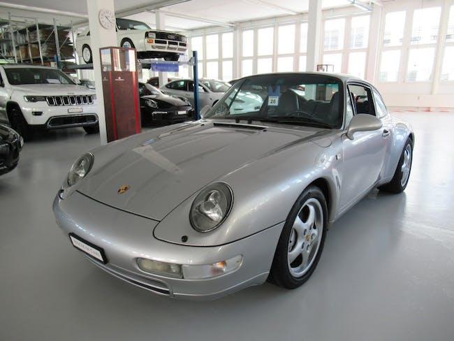 coupe Porsche 911 Carrera 4 Swiss Plus