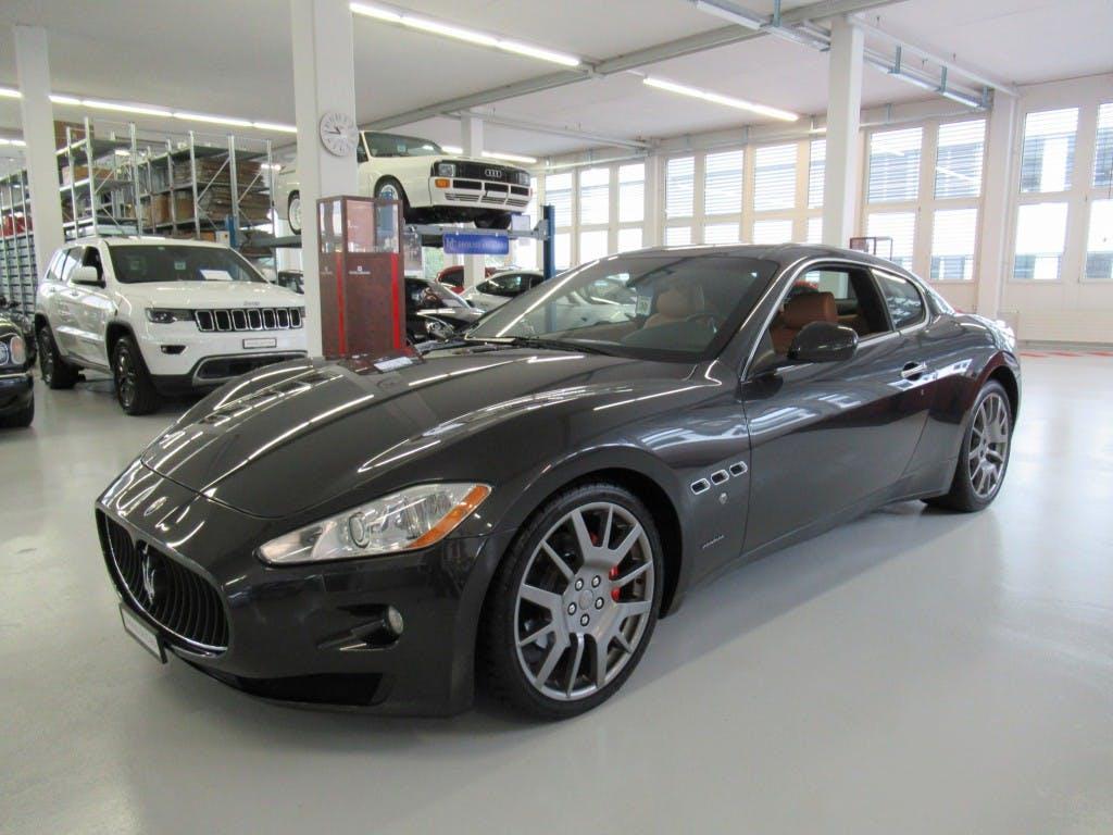 coupe Maserati GranCabrio/Granturismo GranTurismo 4.2 Automatica