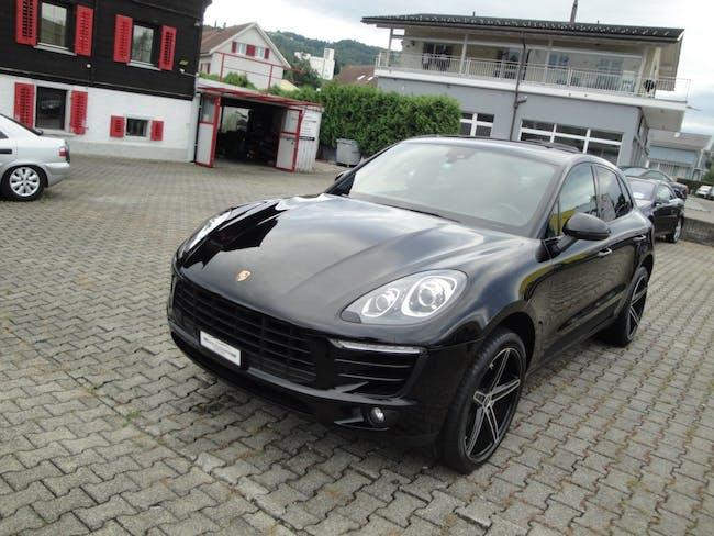 suv Porsche Macan S Diesel PDK