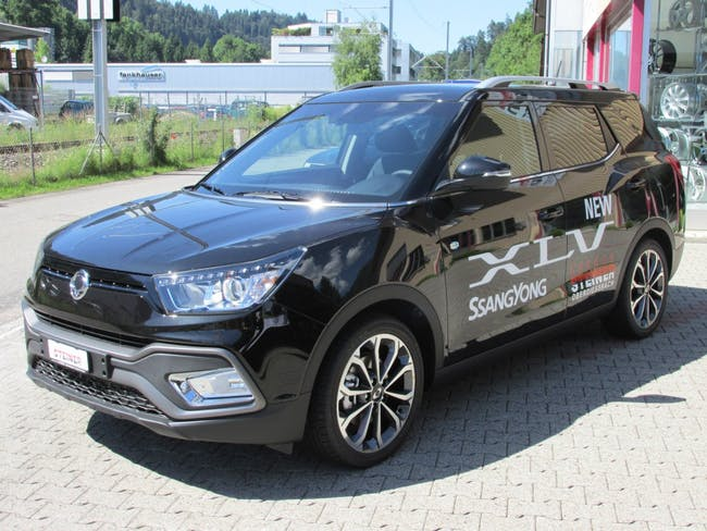 suv SsangYong XLV 1.6 eXDi Sapphire 4WD