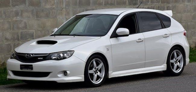 saloon Subaru Impreza 2.5 Turbo 4WD WRX Swiss