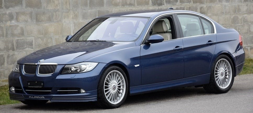 saloon BMW Alpina B3/D3 B3 BiTurbo 3.0 Switch-Tronic