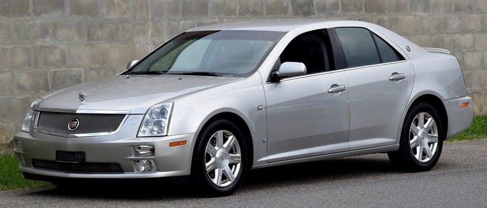 saloon Cadillac STS 3.6 V6 Sport Luxury