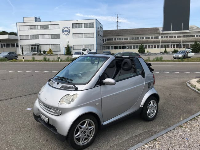 cabriolet Smart City/Fortwo fortwo edition starblue