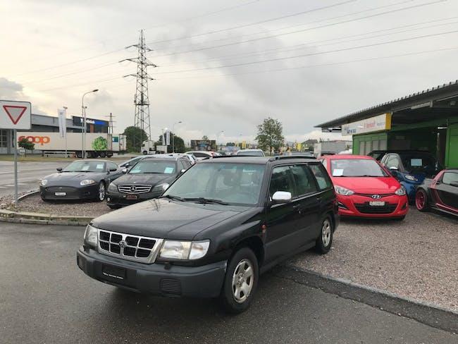 suv Subaru Forester 2.0 A