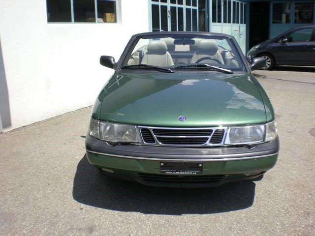 cabriolet Saab 900 SE 2.3i-16