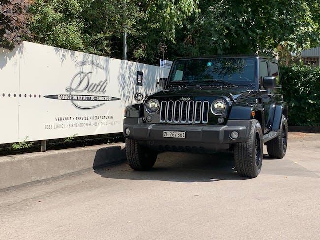suv Jeep Wrangler 2.8 CRD Sahara