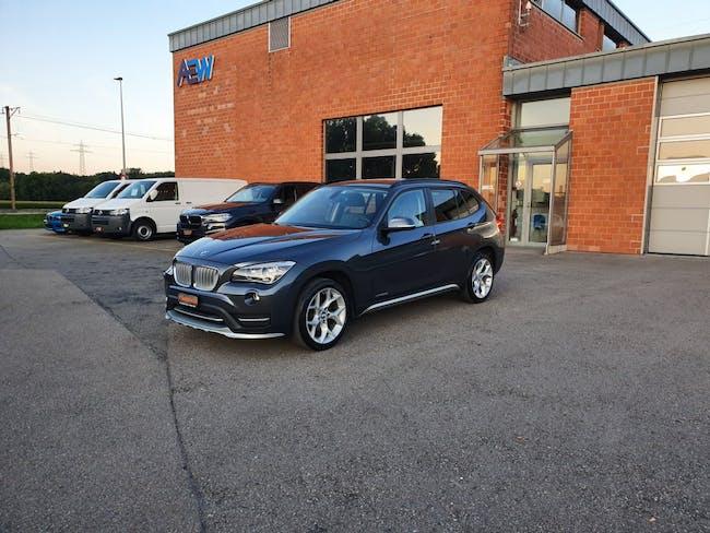 suv BMW X1 xDrive 20d xLine Steptronic