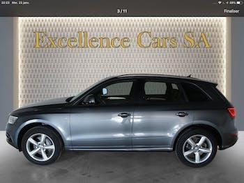 suv Audi Q5 3.0 TDI quattro S-tronic