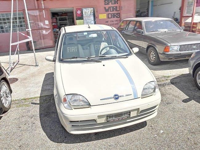 saloon Fiat Seicento 50th Anniverary Last Edition