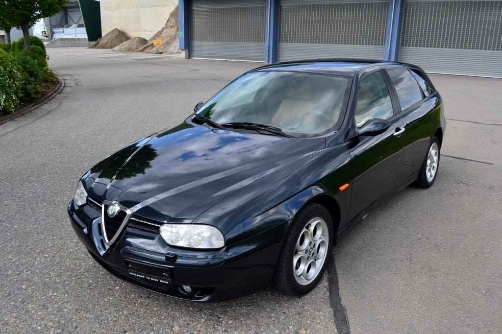estate Alfa Romeo 156 Sportwagon 2.4 JTD Progression