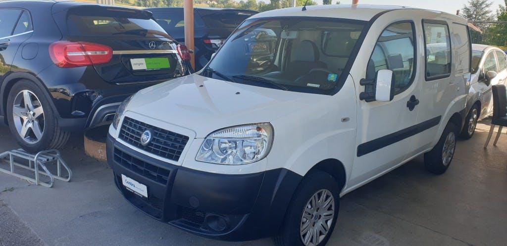 pickup Fiat Doblo Doblò 1.6 Narural Power Cargo Swiss