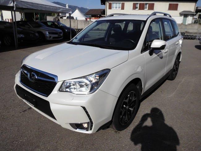 suv Subaru Forester 2.0XT Sport Lineartronic
