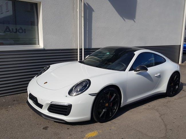 coupe Porsche 911 Carrera 4S PDK