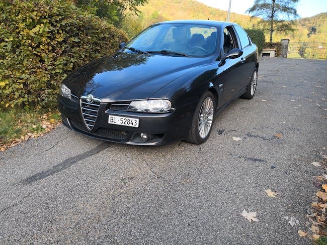 saloon Alfa Romeo 156 2.4 JTD 20V Progression