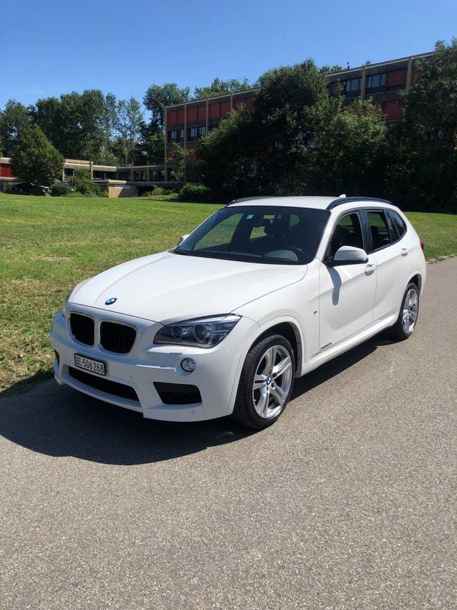 suv BMW X1 xDrive 20i Steptronic