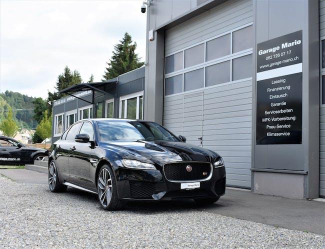 saloon Jaguar XF S Automatic