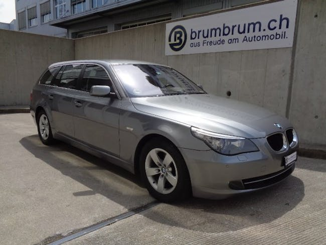 estate BMW 5er 520 d Touring