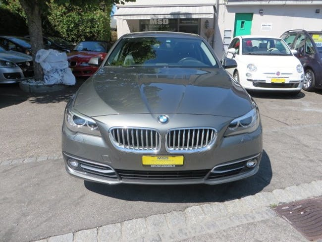 saloon BMW 5er 528i xDrive Modern Line Steptronic