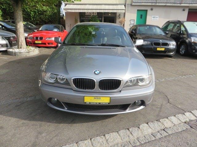 coupe BMW 3er 318Ci Coupé