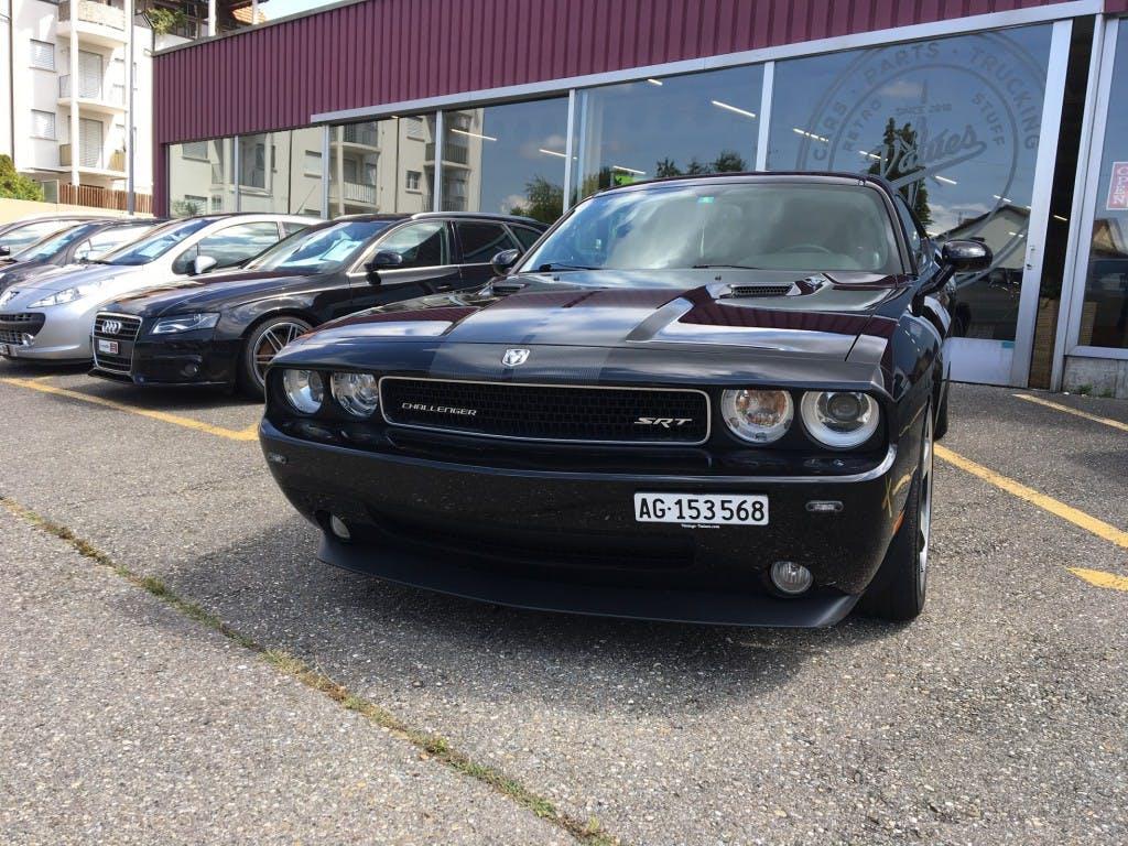 coupe Dodge USA Challenger SRT 8 - 6.1 Hemi