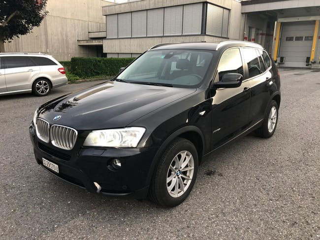 suv BMW X3 xDrive 28i Steptronic