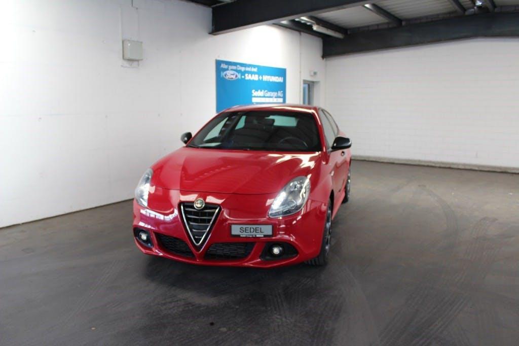 saloon Alfa Romeo Giulietta 1.4 TB MA 150 Sprint