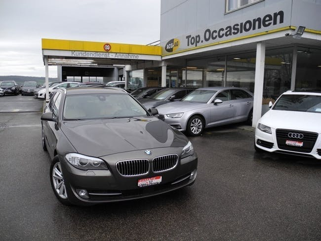 estate BMW 5er 525d xDrive Touring Steptronic