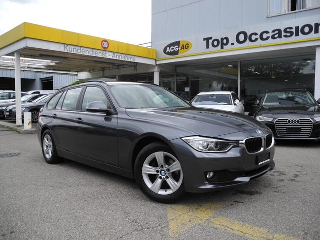 estate BMW 3er 318d Touring