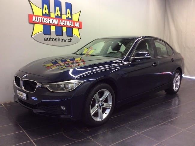 saloon BMW 3er 320d Modern Line Steptronic