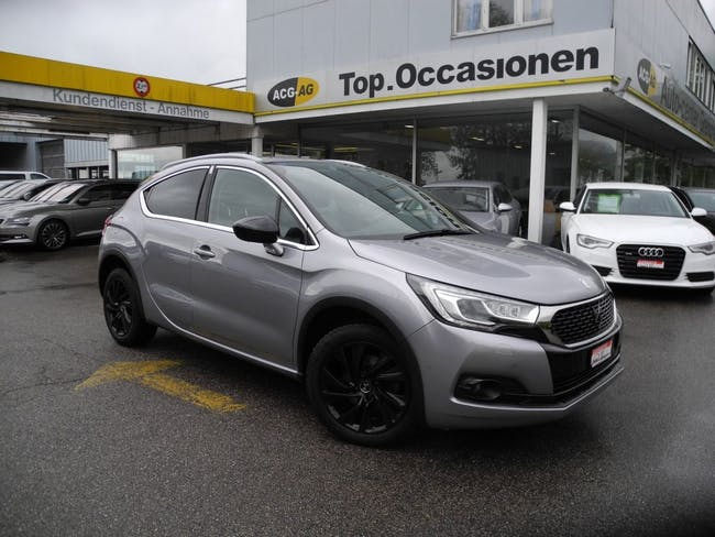 saloon DS Automobiles DS4 Crossback 2.0 BlueHDi SO Chic Automatic
