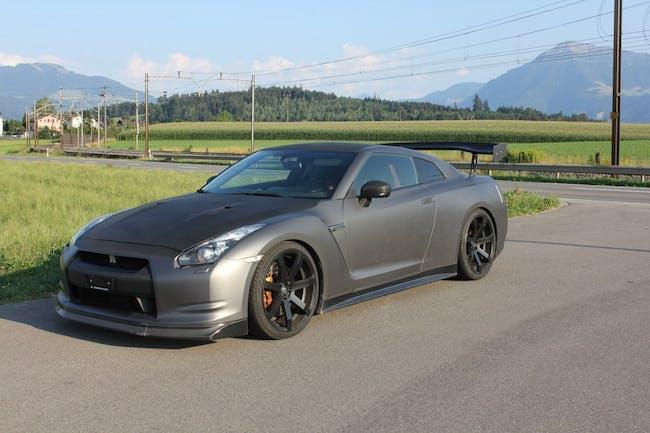 coupe Nissan GT-R 3.8 V6 Biturbo Black Edition