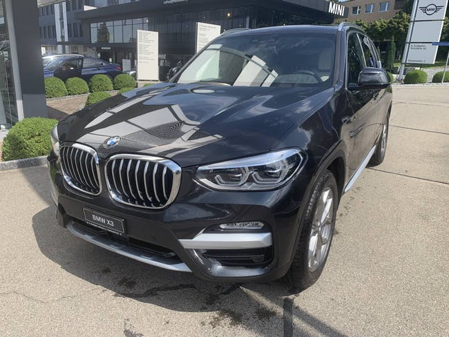 saloon BMW X3 30i xDrive SAG