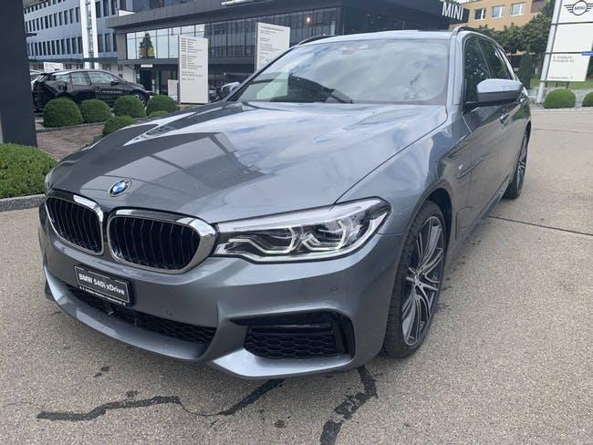 suv BMW 5er 540i xDrive SAG