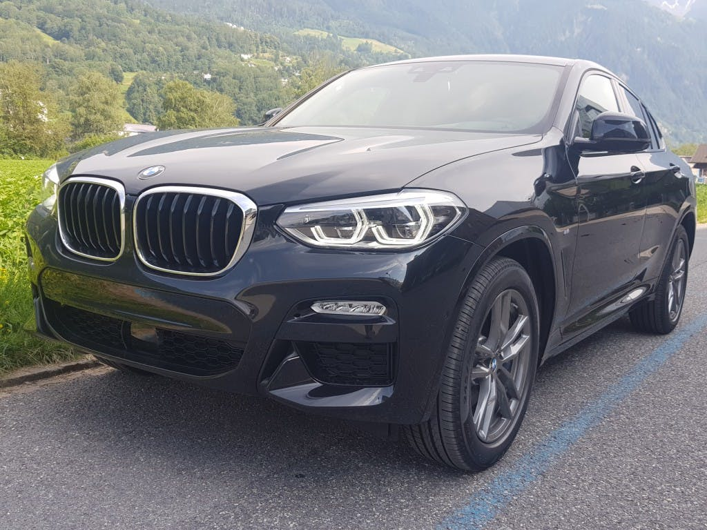 suv BMW X4 xDrive 30d M Sport X Steptronic
